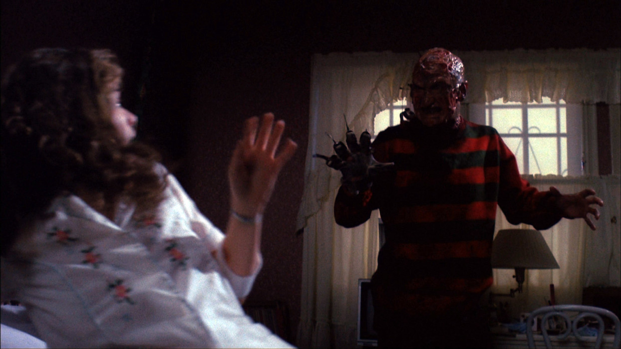 an analysis of the horror film elm street This horror flick keeps the audience on edge by playing with their minds.